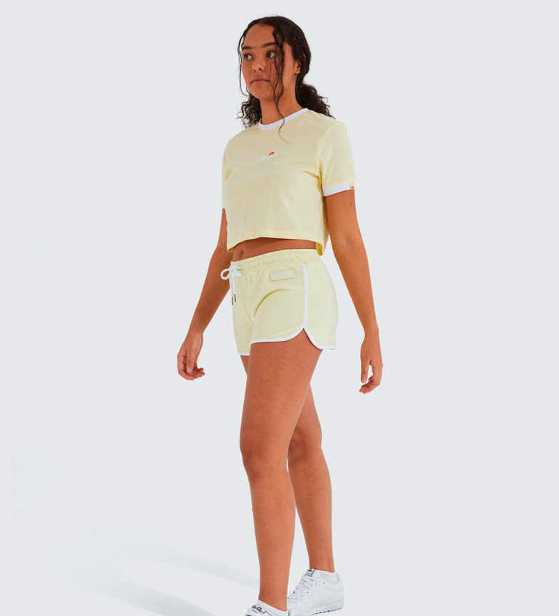 Comprar Ellesse Shorts Vediamo pastel yellow