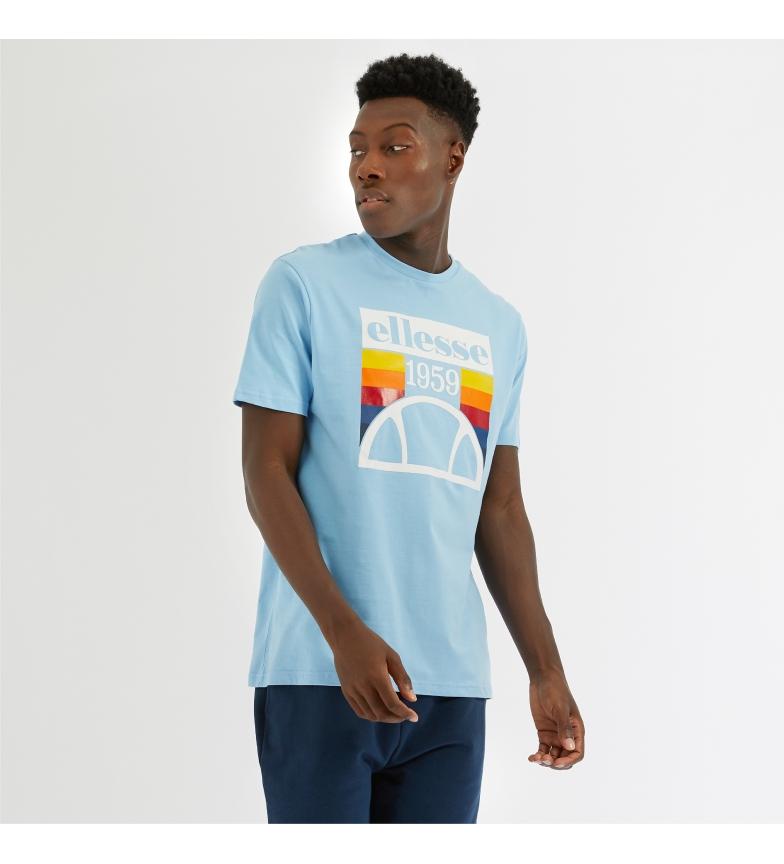Ellesse T-shirt bleu Pirozzi