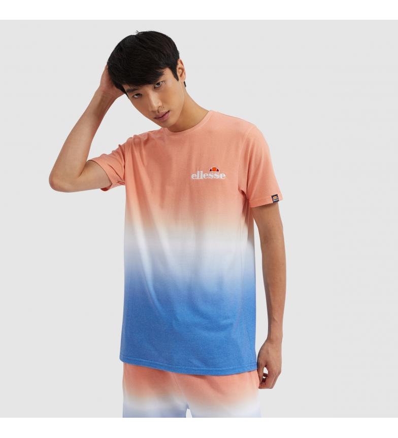 Ellesse Camiseta Voodoo Fade naranja, azul