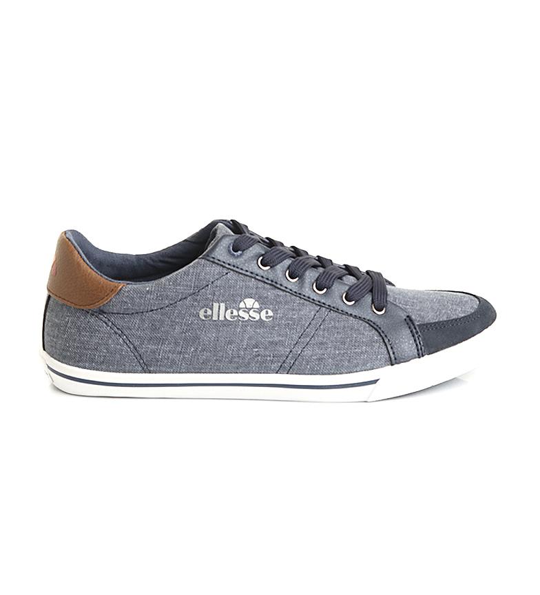 Ellesse Casual tênis de tecido azul