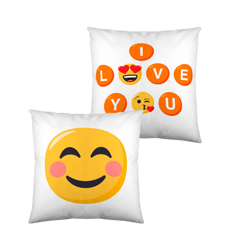 Comprar EMOJI Cojín Emoji   Love -40x40 cm-