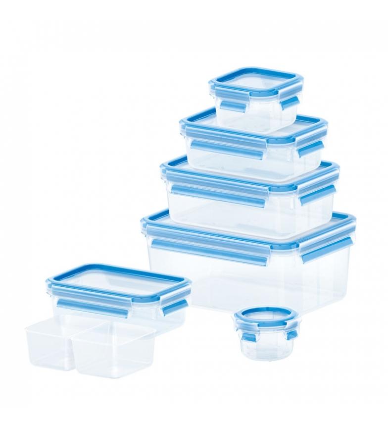 Comprar Emsa Set of 7 Hermetic Clip & Close Plastic