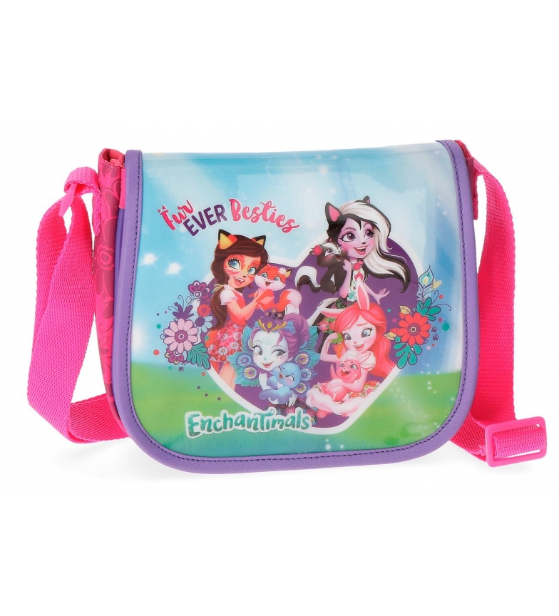 Comprar Enchantimals Borsa a tracolla Enchantimals Fur Ever Besties con patta -17x15x4cm-