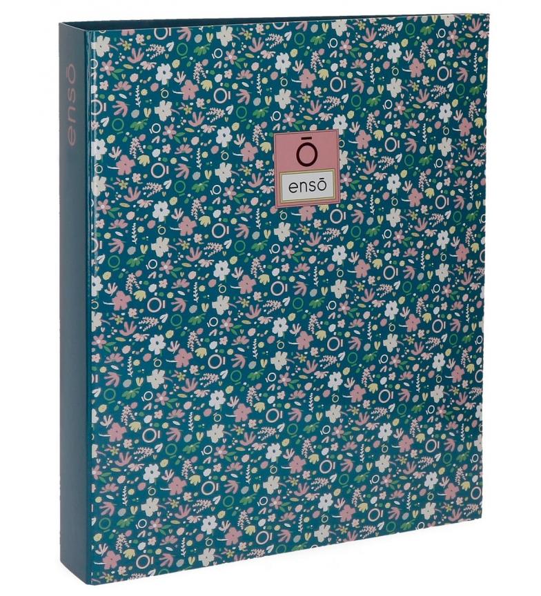 Comprar Enso Enso Blue Garden file cabinet -280x330mm-