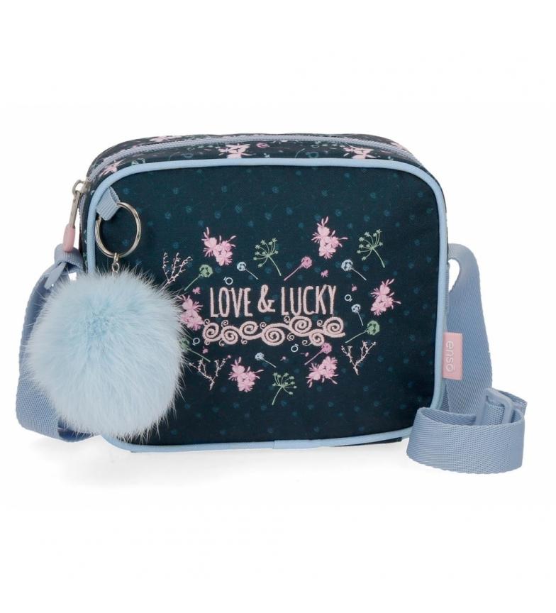 Comprar Enso Small shoulder bag Enso Love and Lucky -18x15x5cm-
