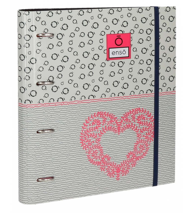 Comprar Enso Enso Heart ring binder -26x33x5cm-