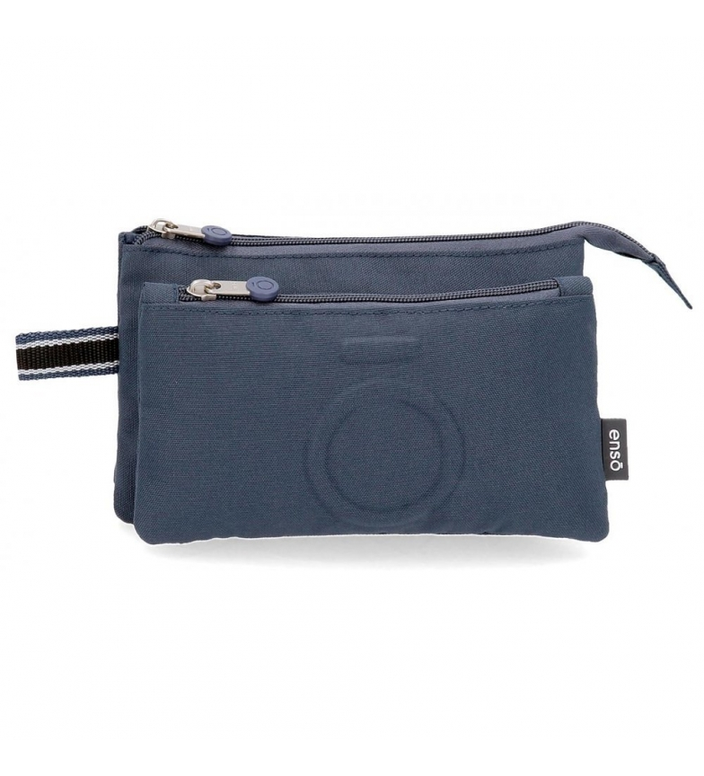 Comprar Enso Estuche Basic azul -22x12x5cm-