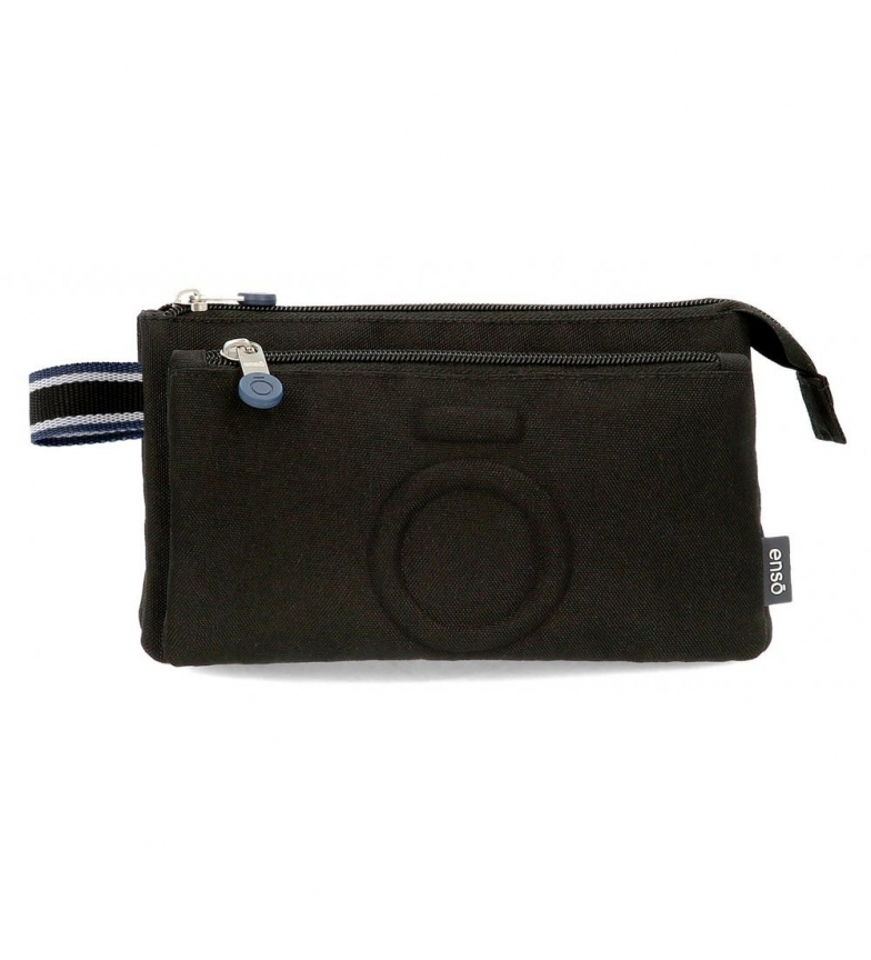 Comprar Enso Estuche Basic negro -22x12x5cm-
