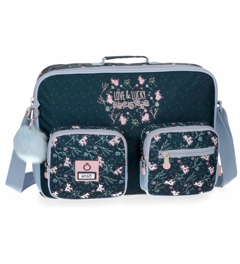 Comprar Enso Bolsa de ombro Enso Love and Lucky -38x28x6cm-
