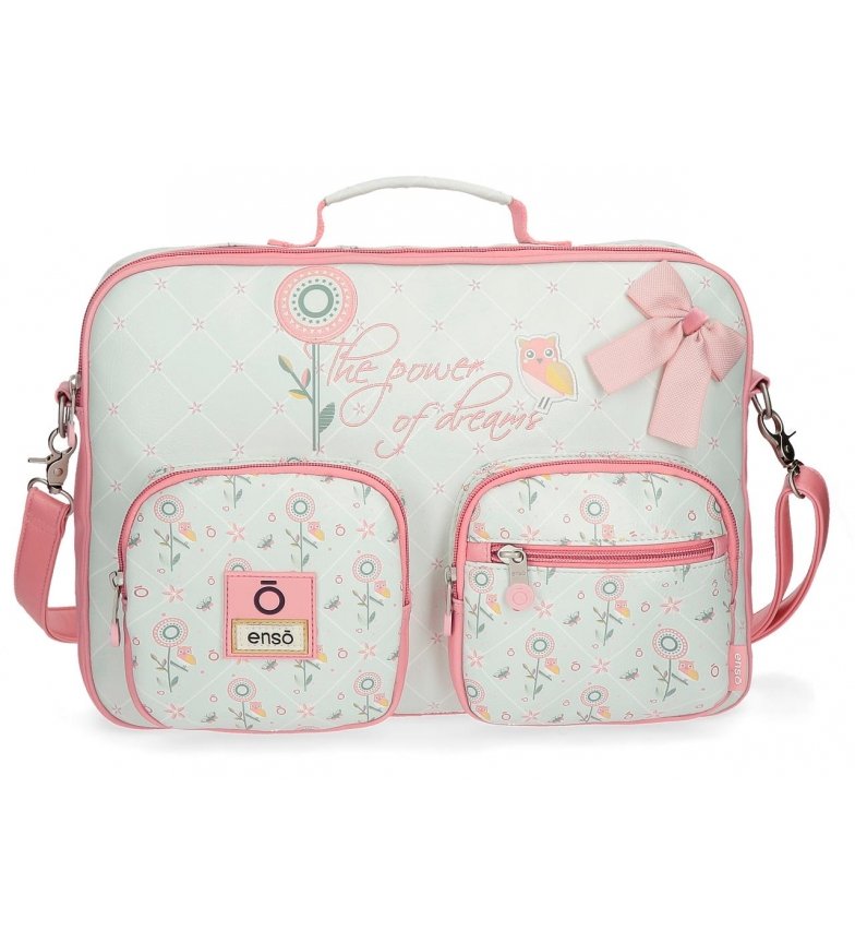 Comprar Enso Enso Owls shoulder bag -38x28x6 cm-