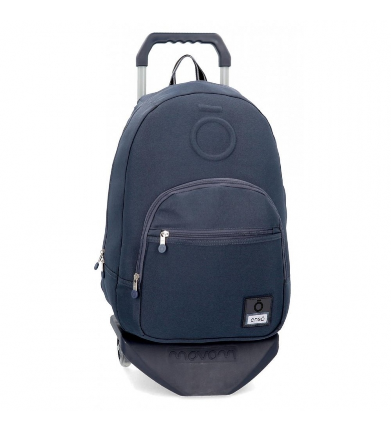 Comprar Enso Mochila com carrinho Basic azul -32x46x46x15cm