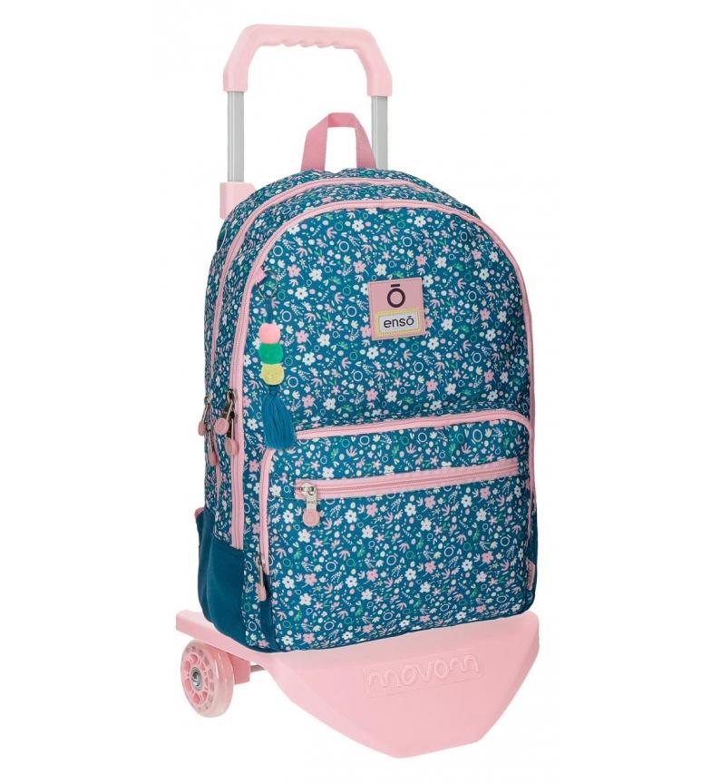 Comprar Enso Enso Garden sac à dos double compartiment avec chariot -32x44x22cm-