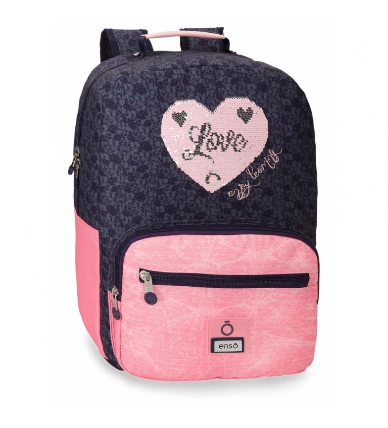 Comprar Enso Zaino Enso Learn Backpack 42cm adattabile al carrello -32x42x42x15cm