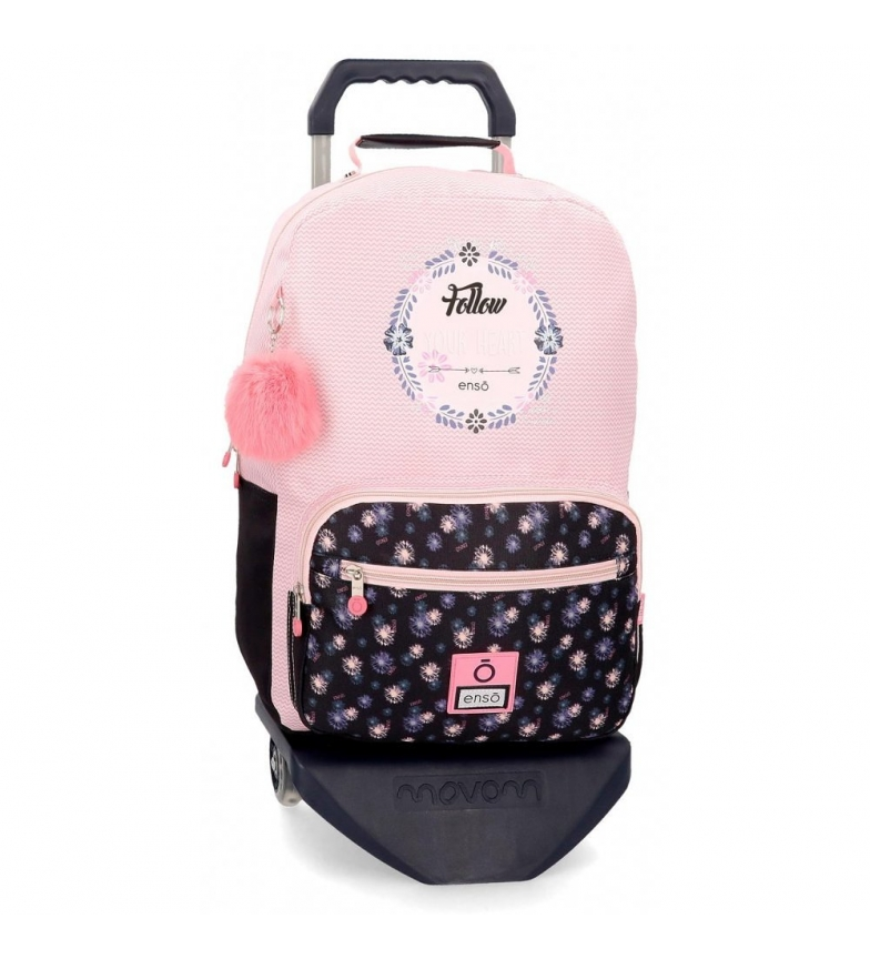 Comprar Enso Laptop backpack with Daisy trolley -32x42x14cm