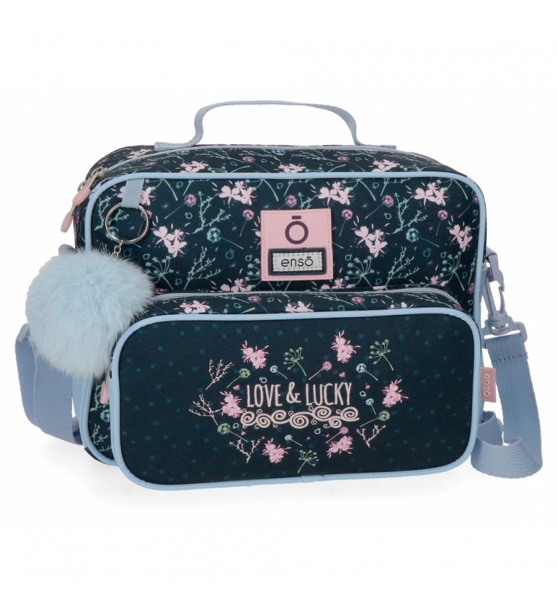 Comprar Enso Borsa da toilette Enso Love and Lucky adattabile al carrello -26x20x20x13cm-