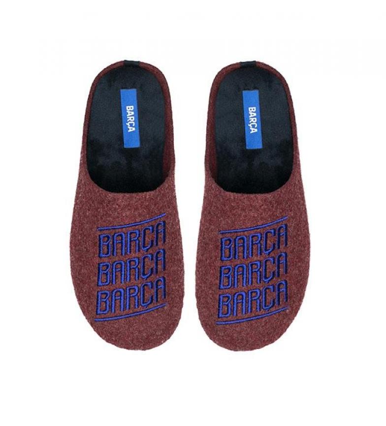 Comprar FC Barcelona CC2B Slippers garnet