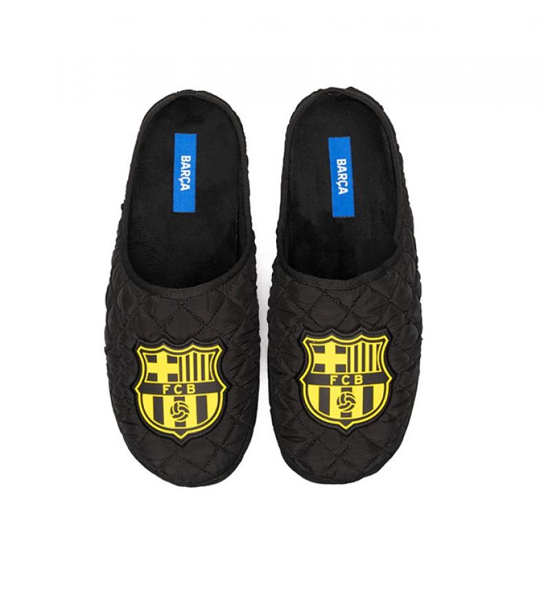 Comprar FC Barcelona CC4N Slippers black
