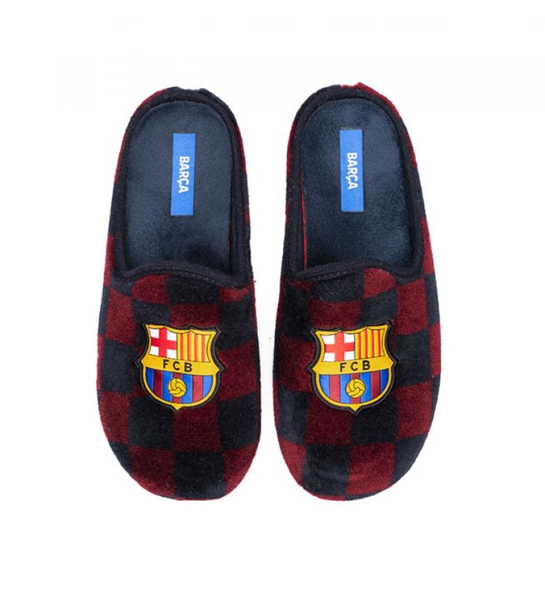 Comprar FC Barcelona CFA2 Chinelos azul, granada