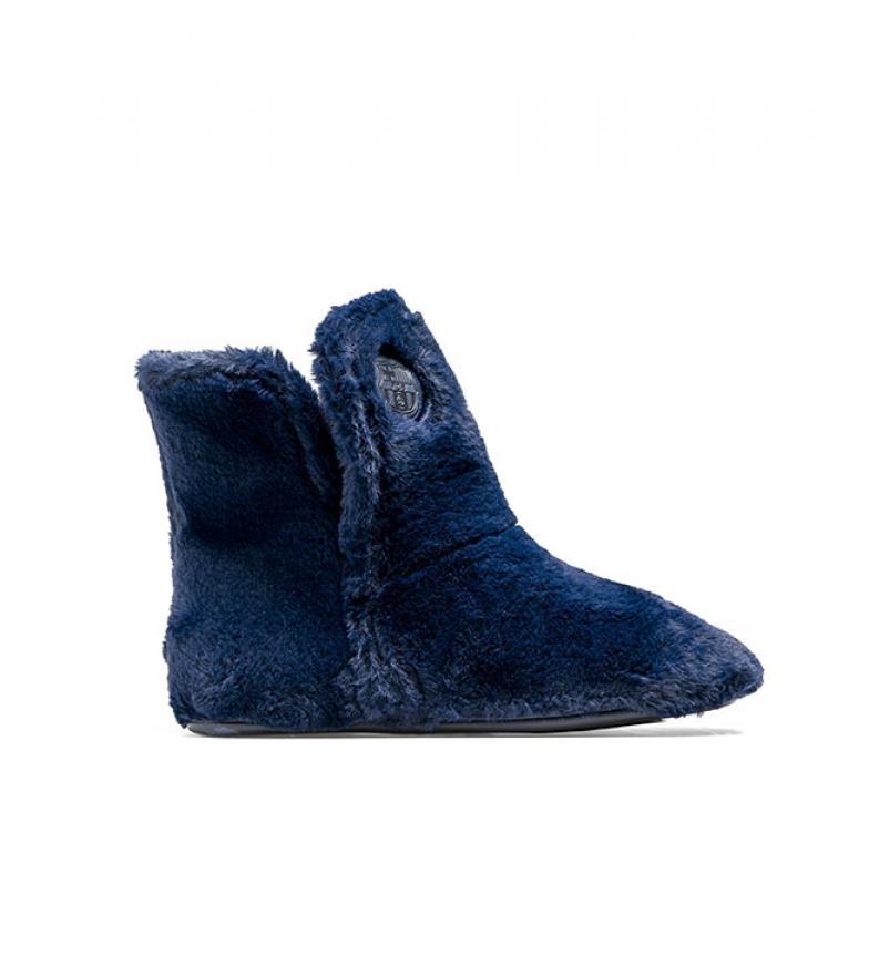 Comprar FC Barcelona Slippers CW1 blue