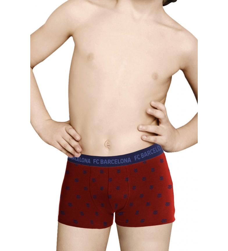 Comprar FC Barcelona Underpants/Boxer Shield for Child Maroon