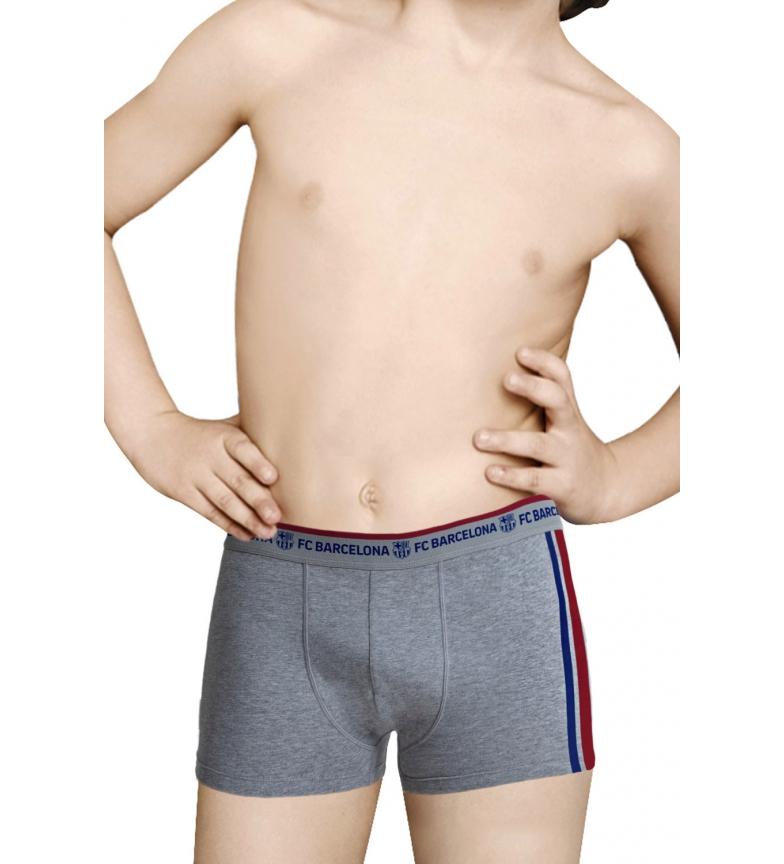 Comprar FC Barcelona Força Barça Boy's Underwear/Boxer Grey