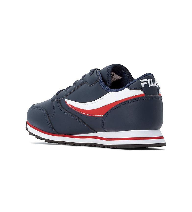 Comprar Fila Orbit Low Kids Shoes blu