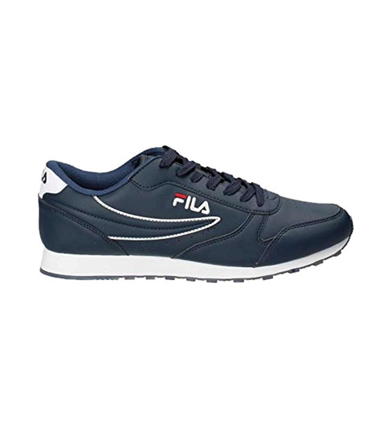 Comprar Fila Shoes Orbit Low blue