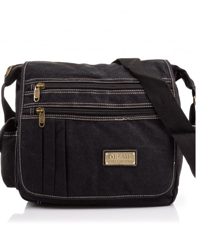 Comprar Firenze Artegiani Unisex bag black -33x13x32cm-