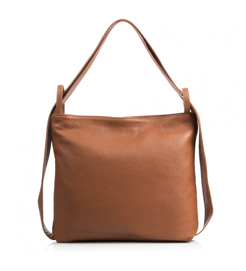 Comprar Firenze Artegiani Immacolata leather bag -40x9,5x40cm