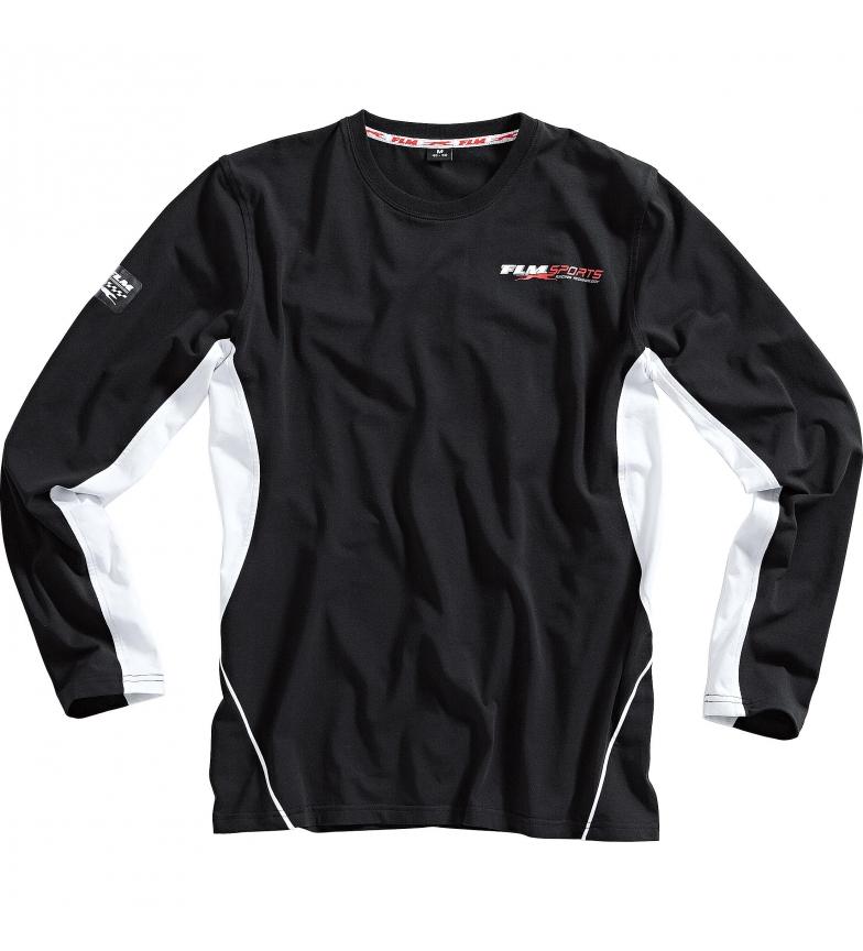Comprar FLM Camisa esportiva Flm, comprimento do braço 2.0 preto