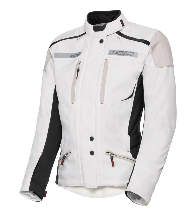 Comprar FLM Textile travel jacket for women Flm 2.1 white