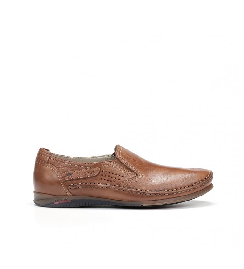 Comprar Fluchos Chaussures en cuir Catamaran 8565 marron