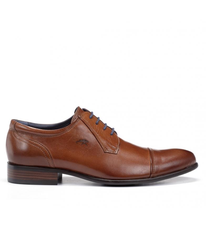 Comprar Fluchos Chaussures en cuir Heracles 9028 marron