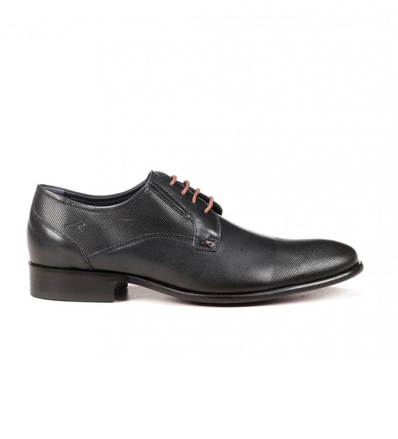 Comprar Fluchos Chaussures en cuir 9321 Memory noir