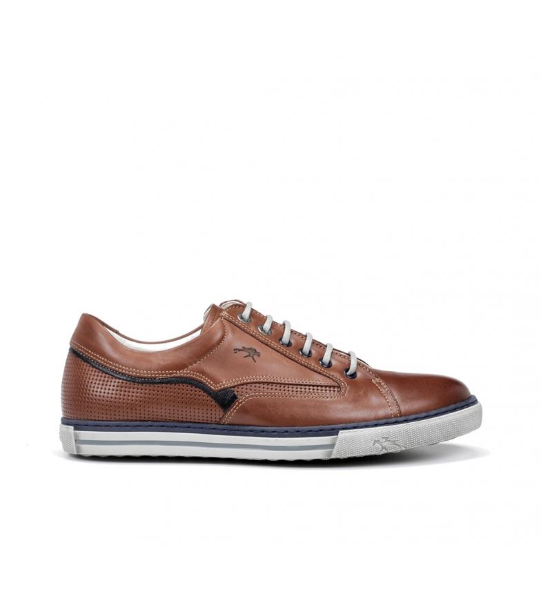 Comprar Fluchos Leather shoes Quebec 9372 brown