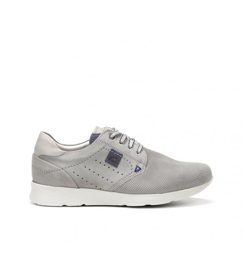 Comprar Fluchos Kodiak leather shoes F0128 grey