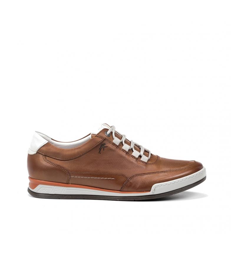 Comprar Fluchos Leather shoes Etna F0146 brown