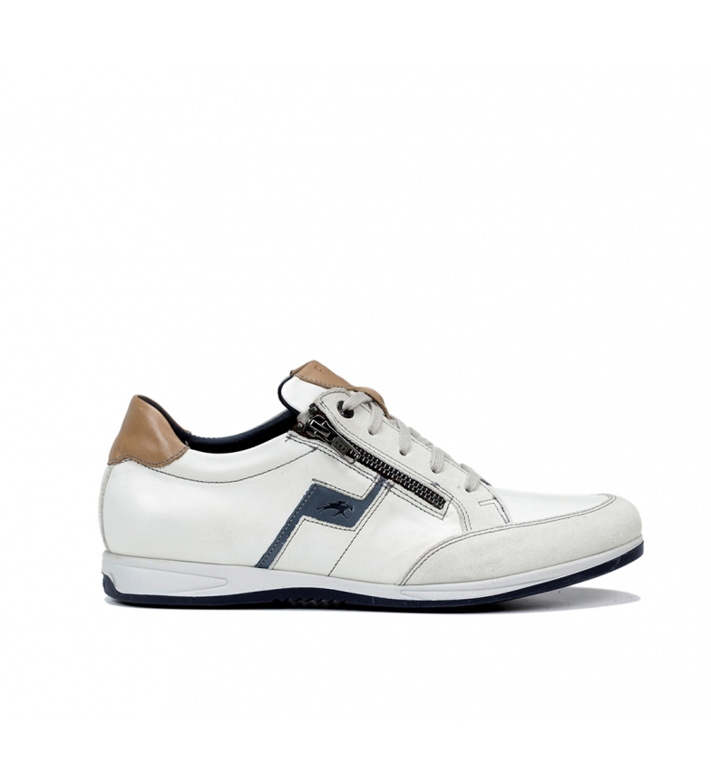 Comprar Fluchos Leather shoes Daniel F0207 white