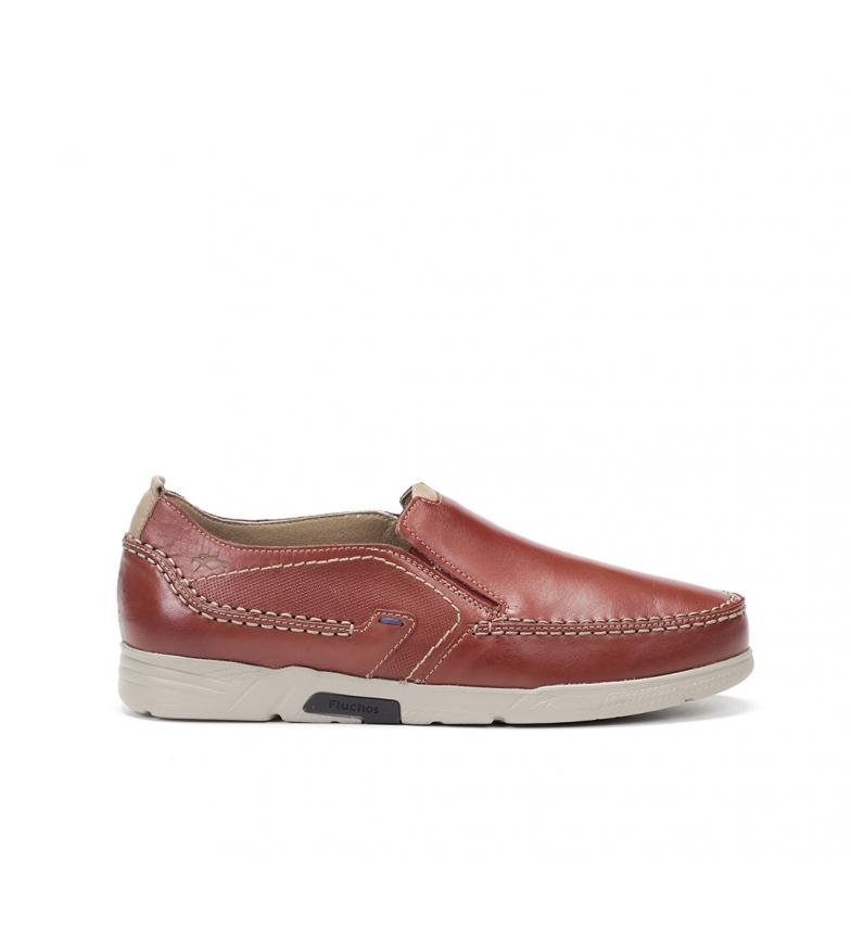 Comprar Fluchos Chaussures en cuir Choi F0440 terracotta