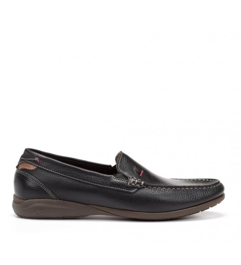 Comprar Fluchos Sapatos de couro  Morpheus F0540 preto