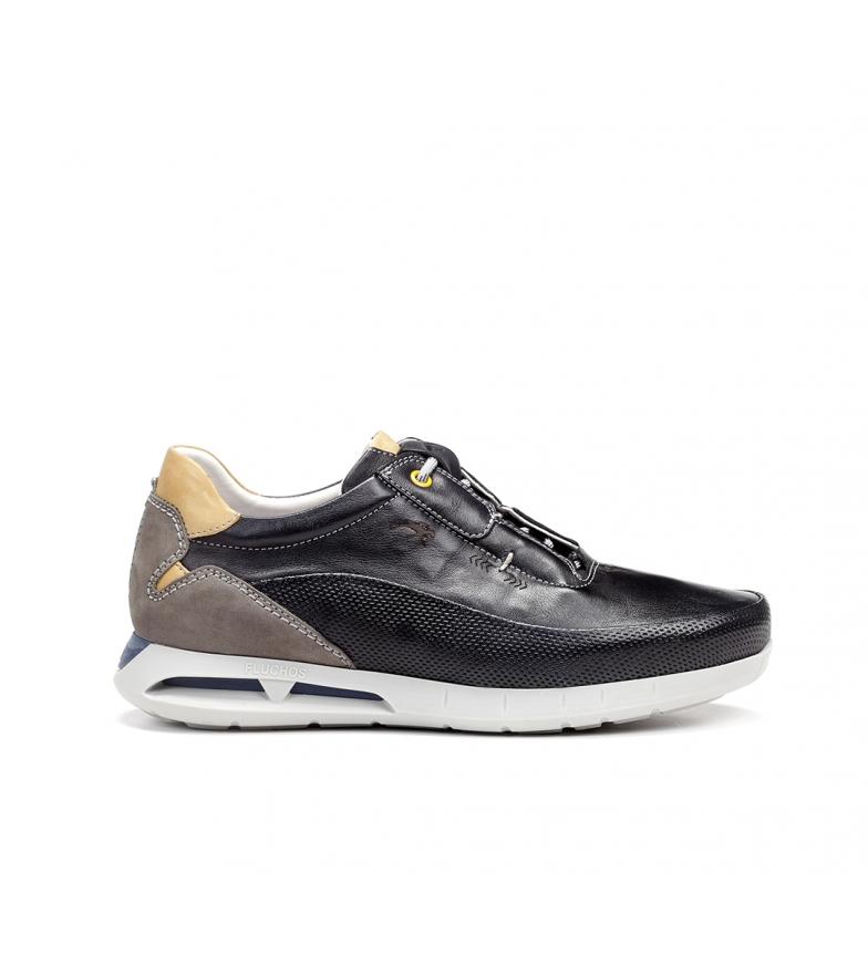 Comprar Fluchos Leather shoes F0551 marine