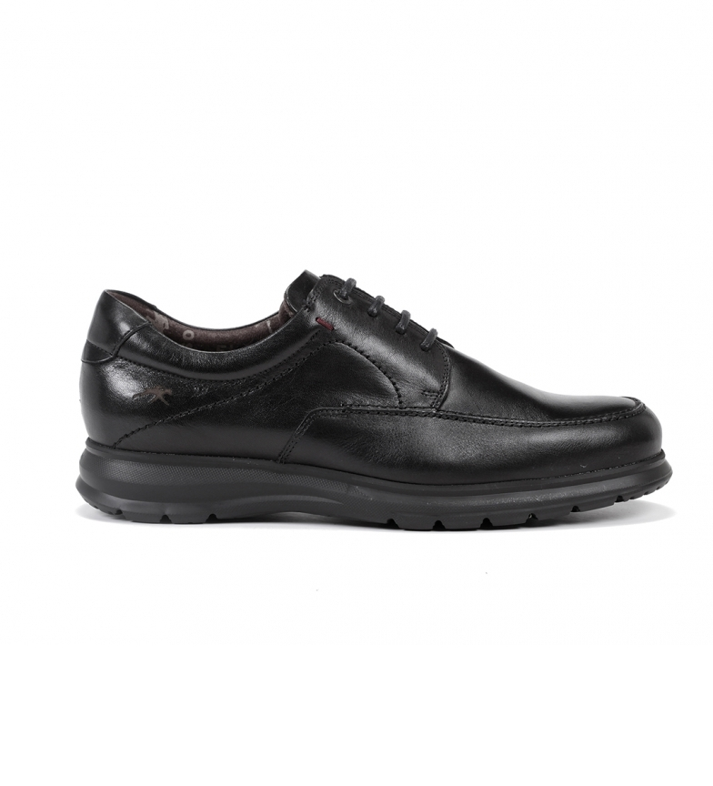 Comprar Fluchos F0602_soft_brnu soft bristol black shoes