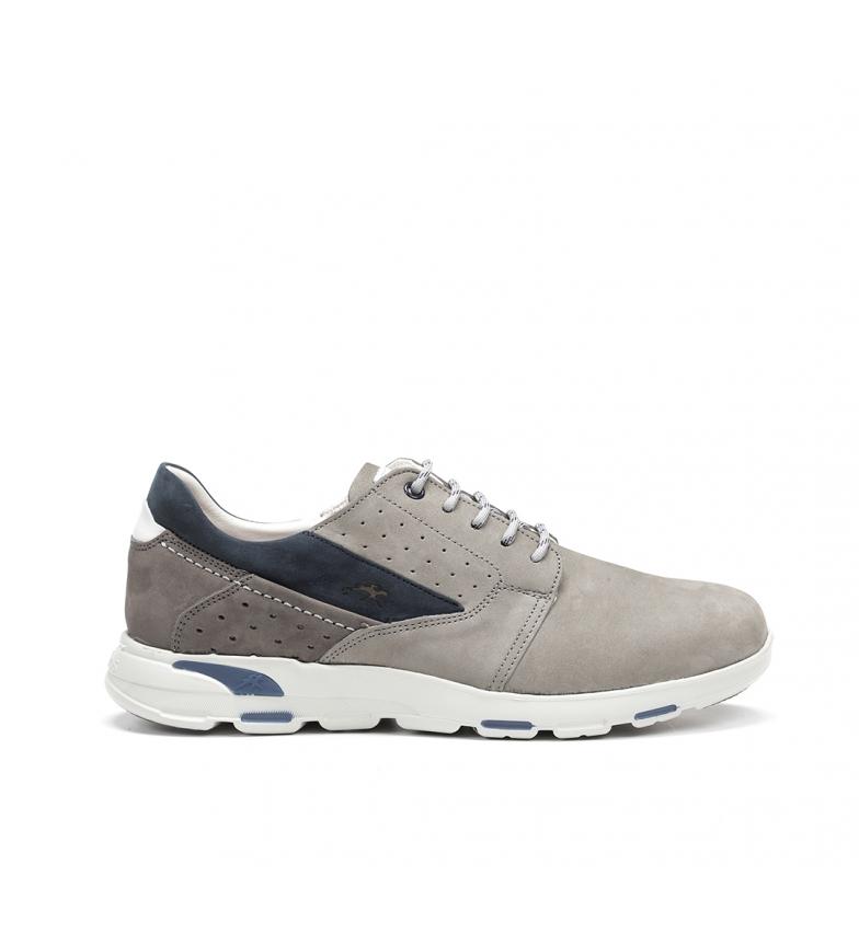 Comprar Fluchos Zapatillas de piel F0667 gris