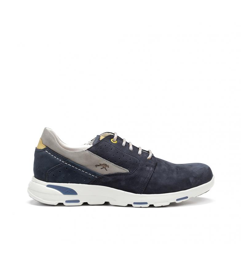 Comprar Fluchos Sapatos de couro F0667 marine