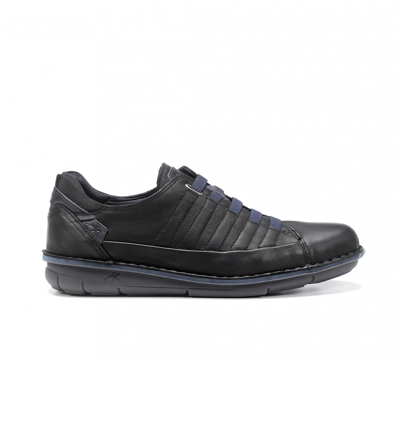 Comprar Fluchos Leather shoes Alfa F0703 black