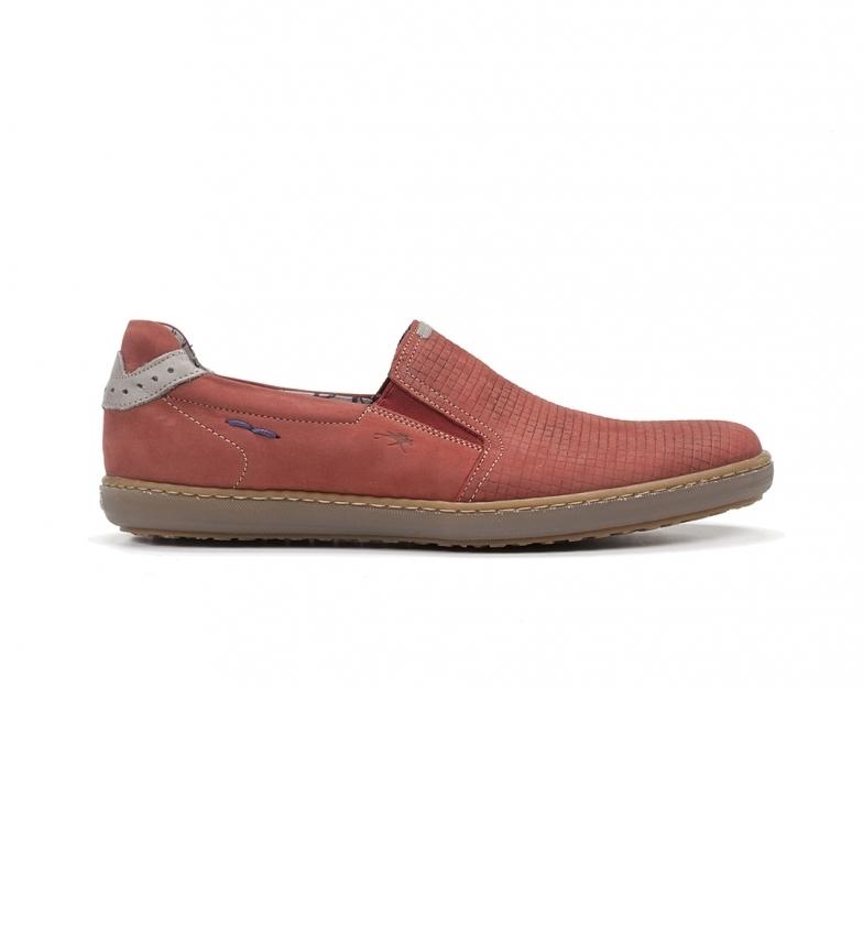 Fluchos Scarpe in pelle Timor F0716 terracotta