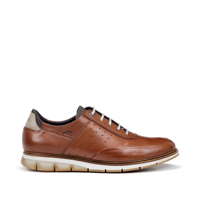 Comprar Fluchos Chaussures en cuir Kemp F0778 marron