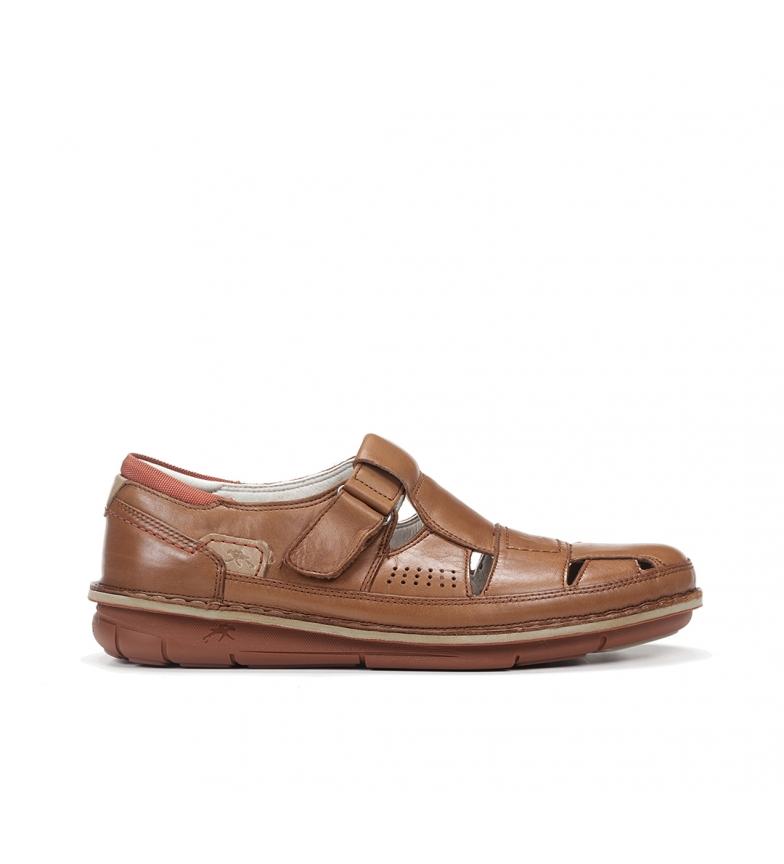 Comprar Fluchos Sandales en cuir Alfa F0790 marron