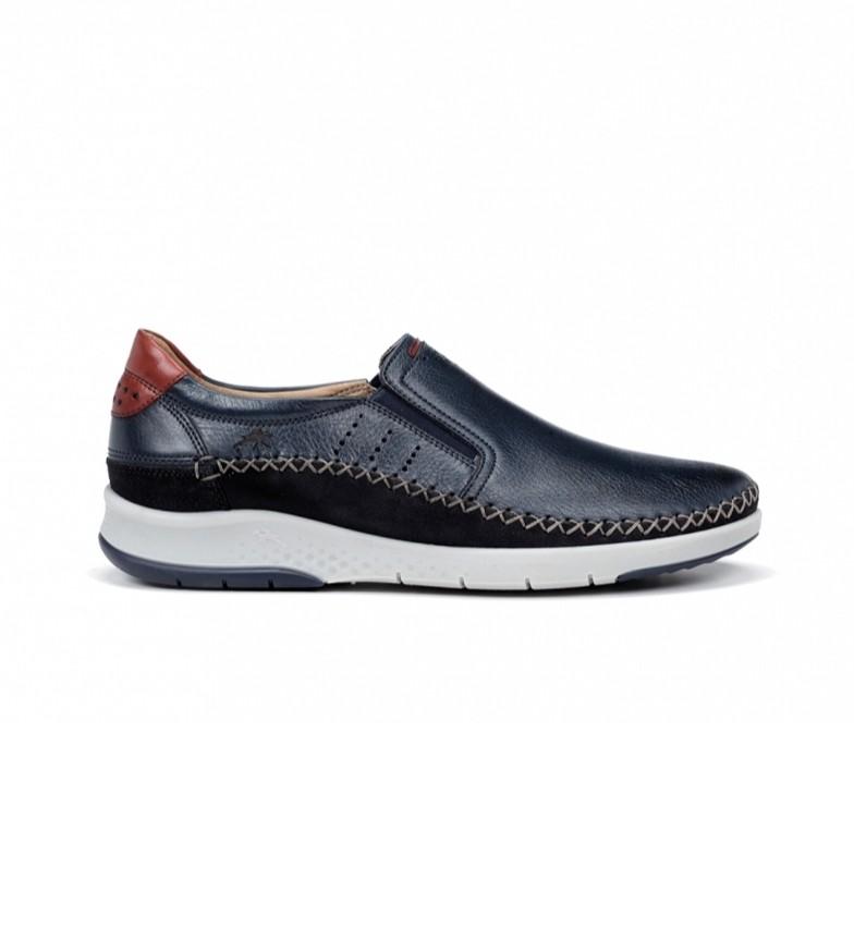 Comprar Fluchos Chaussures en cuir Maui F0794 Tornade marine