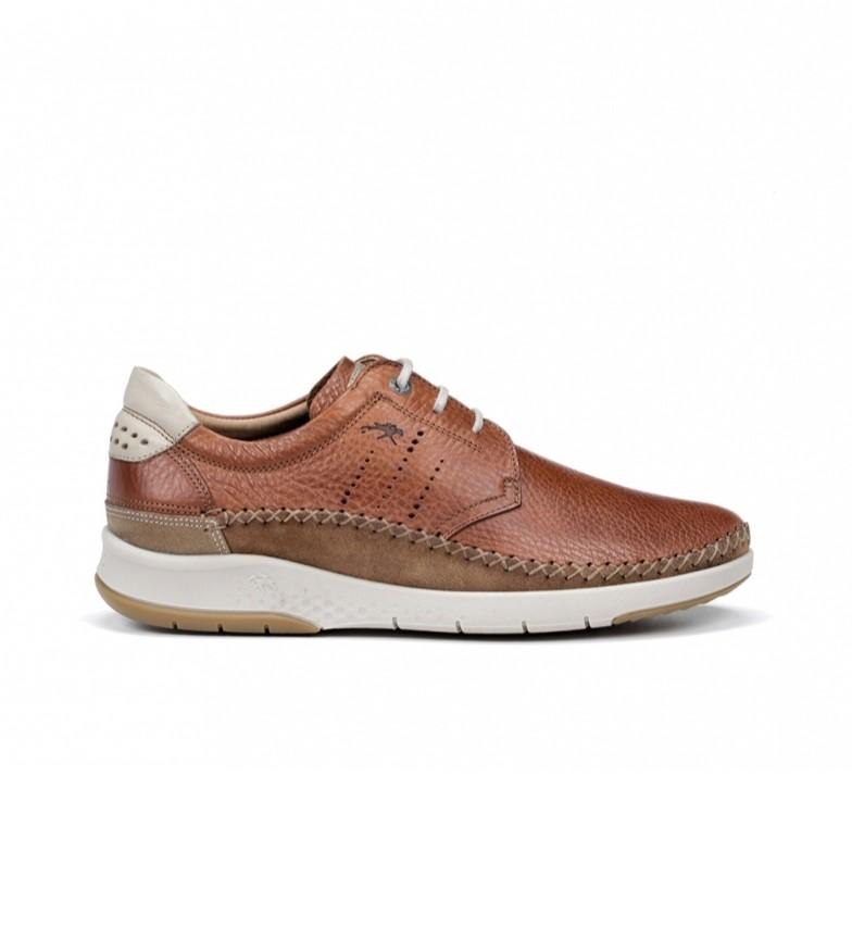 Comprar Fluchos Chaussures en cuir Maui F0795 Cuir Tornade